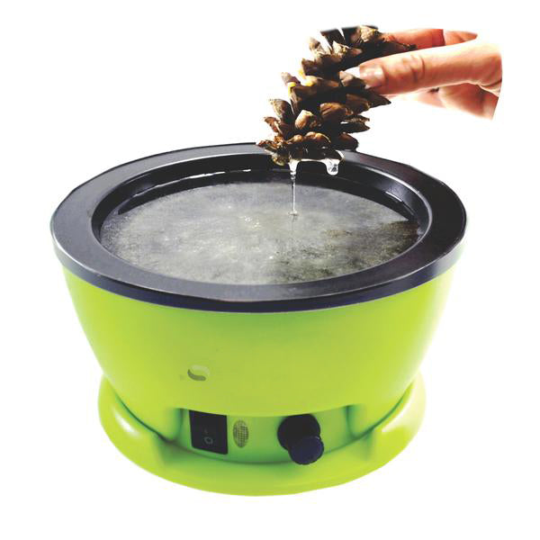 Adjustable Temperature Electric Hot Melt Glue Skillet