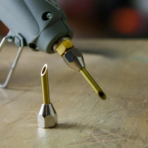 Round Extension Nozzle for Hot Melt Glue Gun