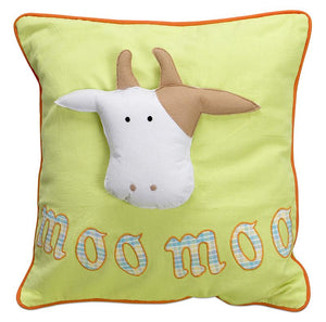 Farm Animal Cow Cushion