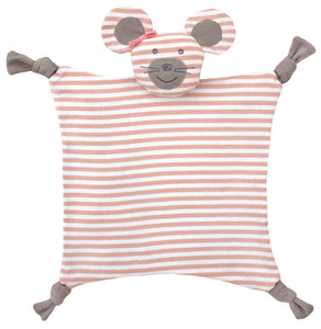 Cotton Ballerina Mouse Blankie