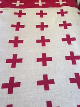 Organic Cotton Cot Blanket - 2 designs available