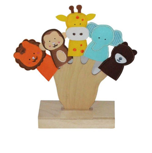 Finger Puppets - 4 designs available