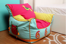 Amazing India Bean Chair