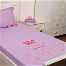 Simply Enchanted Top Sheet & Pillow case Set