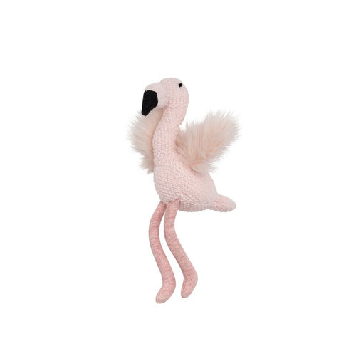 Florence Flamingo Rattle