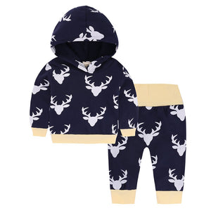 Navy Deer set