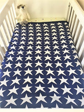 Organic Cotton double-layered Cot Blanket