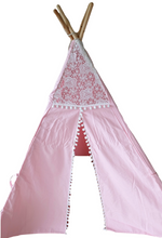 Pink Lace Teepee