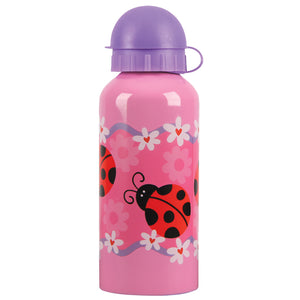 Stainless Steel Drink Bottle - 4 designs available
