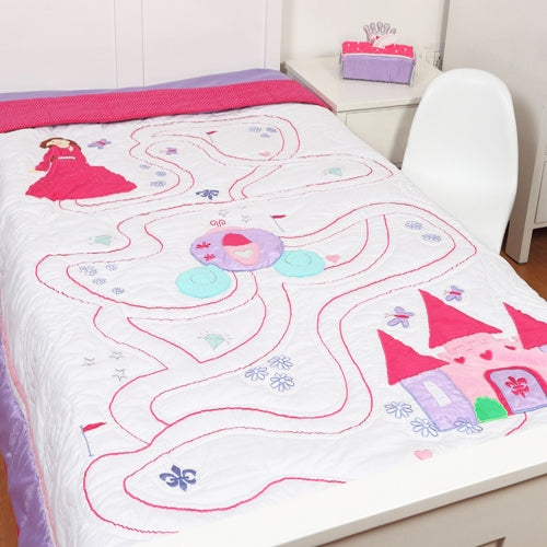 Simply Enchanted Single Bed Quilt