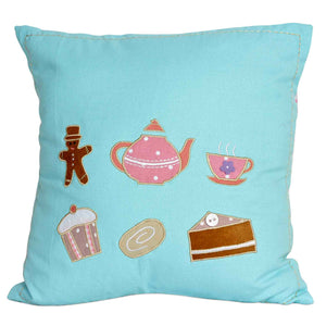 Sound of Music Tea Cushion
