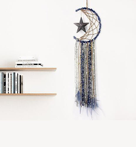 Blue moon dreamcatcher