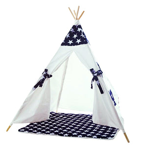 Navy Star Teepee