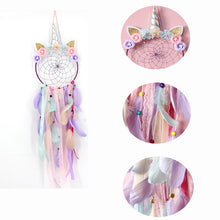 LED Unicorn Dreamcatcher