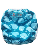 OSFM Reusable Swim Nappy - Whales
