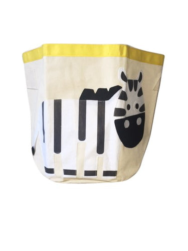 Zebra Storage Bag