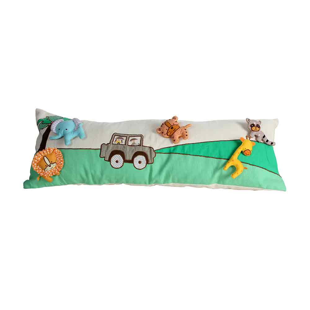 Jungle Safari Long Cushion