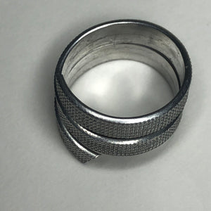 Palestine Peace Rings - Recycled Tear Gas Ring Used in War