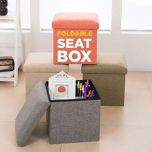 Foldable Seat Box