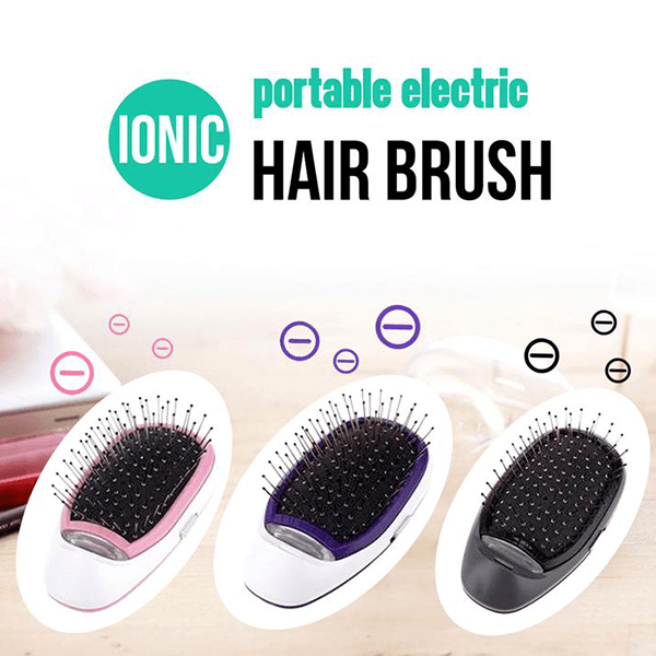 Electric Ionic Hairbrush