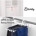 5 in 1 Retractable Closet Hanger