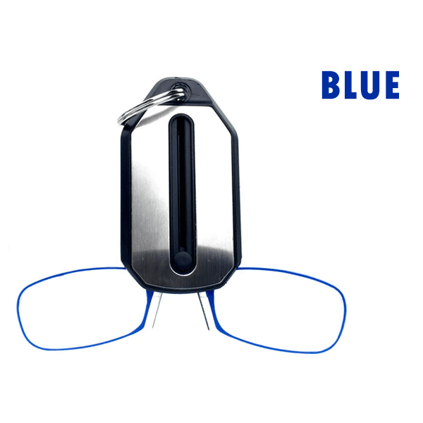Foldable Keychain Reading Glasses