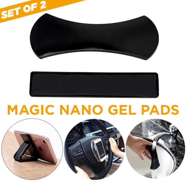 Magic Nano Gel Pads (Set of 2)
