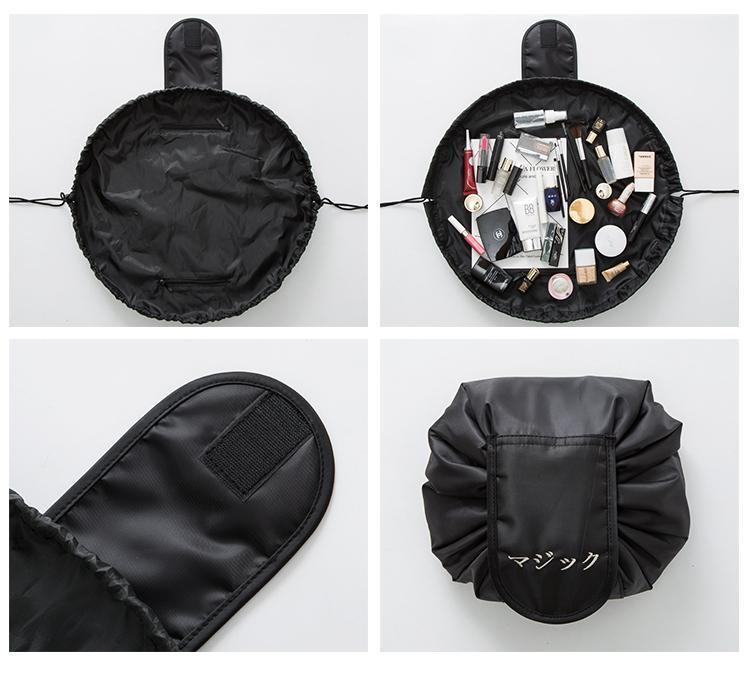 Drawstring Makeup Bag - esfranki