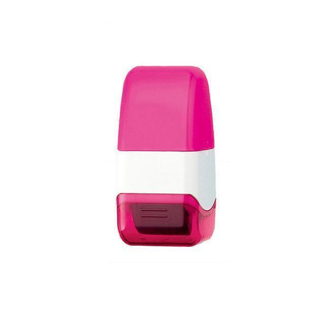 Guard Your ID Roller Stamp - esfranki