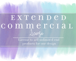 Extended Commercial License - Unlimited