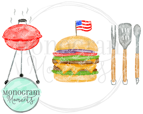 Independence Burger Cookout