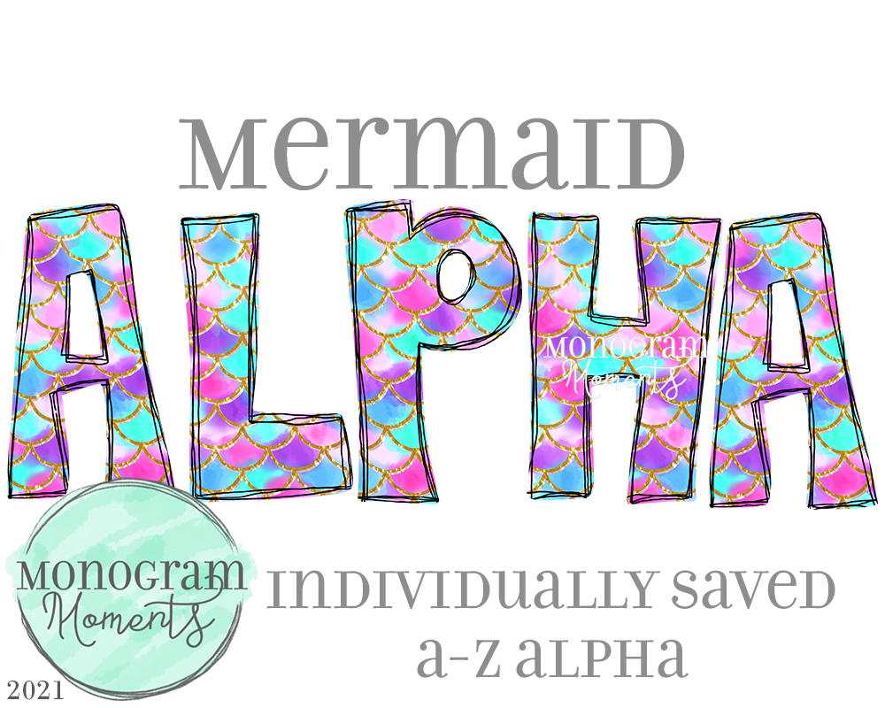Mermaid Alpha
