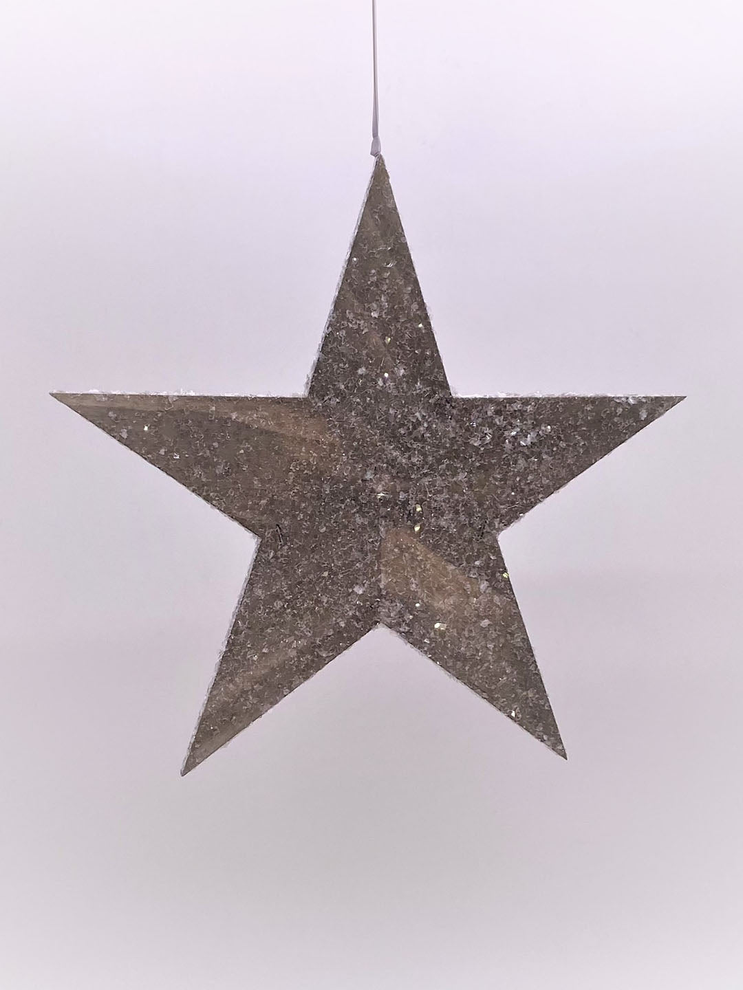 "Rustic Star 12"" - Ice"