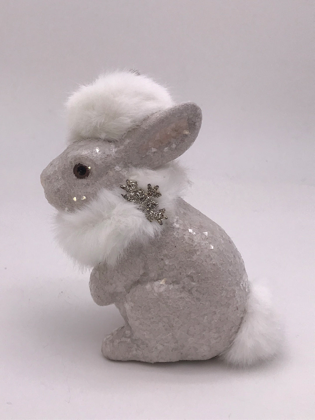 Bunny - Dove, Snow Fur