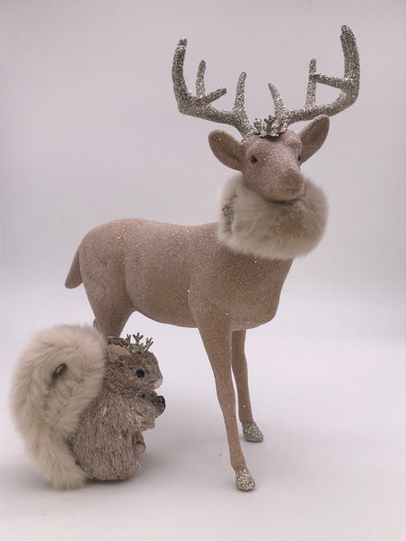 Prancer - Fawn, Fawn Fur