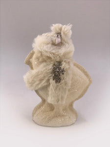 Chick Mold - Bisque Fur