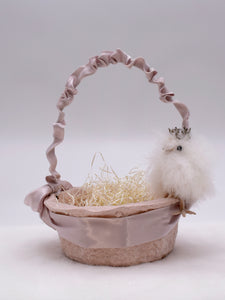 Chick Basket - Pink