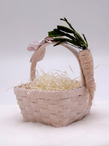 Carrot Basket - Pink