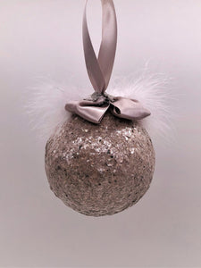 Bauble Ornament - Mica