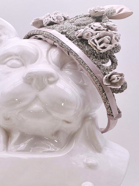 Duchess Crown - Silver, Dove