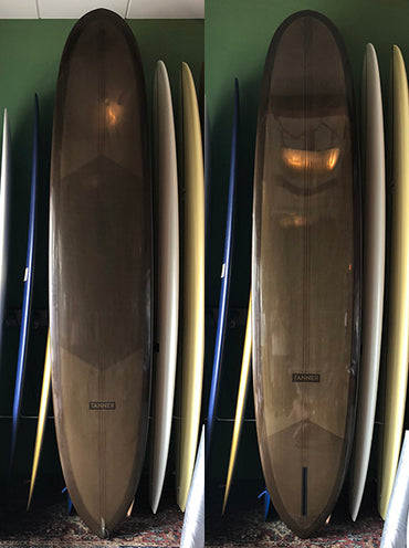 Tanner Surfboards - USED 9.7 Pintail Noserider