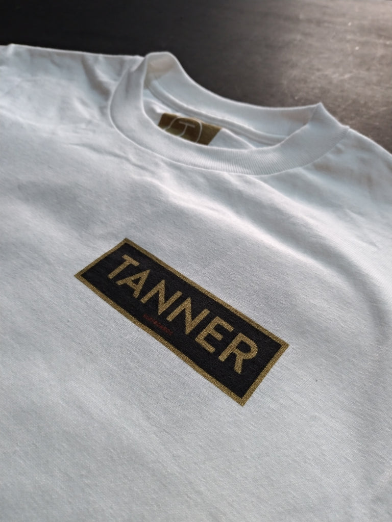 Tanner Surfboards Original S/S Tee