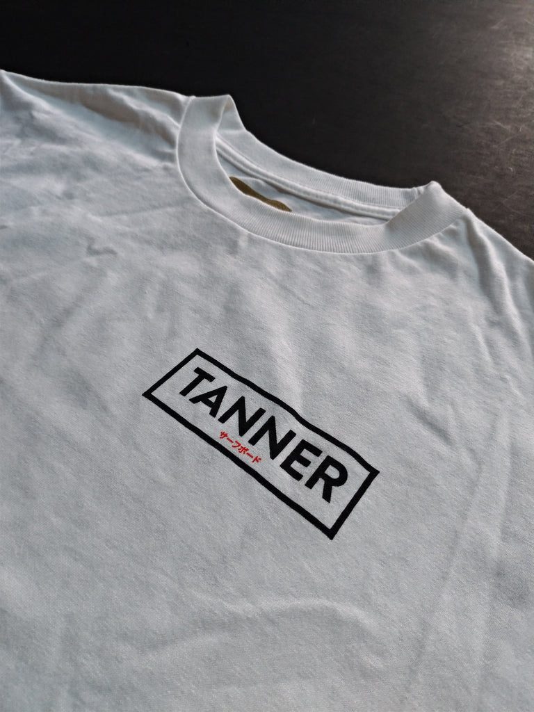 Tanner Surfboards Original L/S Tee