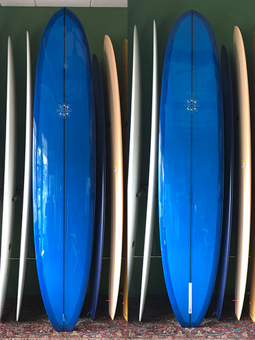 Tanner Surfboards - 9.4ft Buster Dauglas