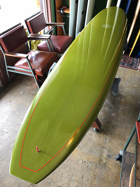 Tanner Surfboards - 9.6ft Buster Dauglas