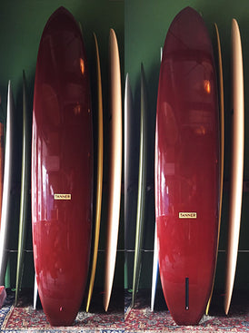 Tanner Surfboards - 9.3ft Marshall Pig