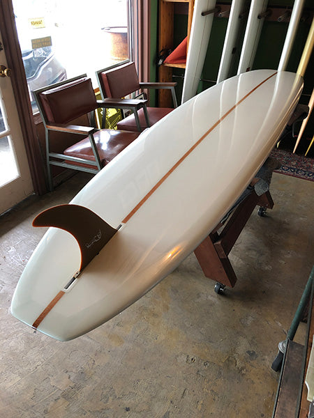 Tanner Surfboards - 9.4ft Super'66 Black Label