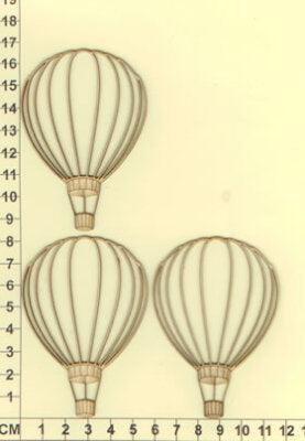 SCRAPMATTS - HOT AIR BALLOONS 01