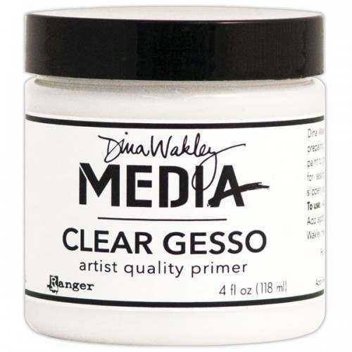 RANGER - DINA WAKLEY - CLEAR GESSO