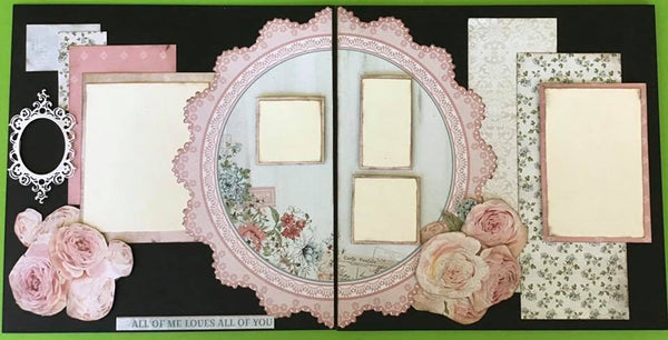 Rose Ave Page Kit